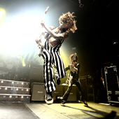 THE DARKNESS LIVE REPORT