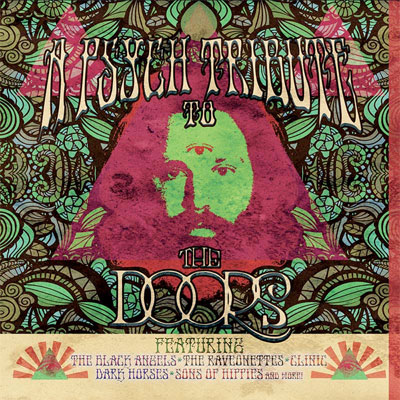 POCHETTE ALBUM A PSYCH TRIBUTE TO THE DOORS