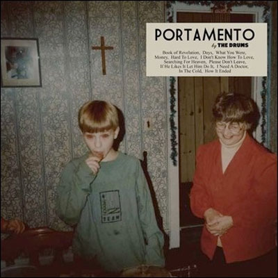 THE DRUMS POCHETTE PORTAMENTO