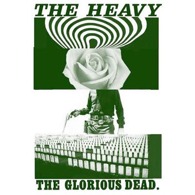THE HEAVY POCHETTE NOUVEL ALBUM THE GLORIOUS DEAD