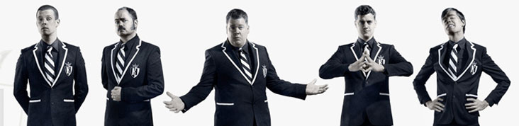 THE HIVES : VIDEOS TEASER, NOUVEL ALBUM ET CONCERTS EN FRANCE