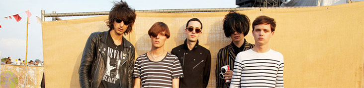 THE HORRORS : NOUVEL ALBUM SKYING EN ECOUTE EN STREAMING
