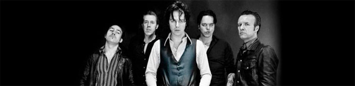 THE JIM JONES REVUE : NOUVEL ALBUM THE SAVAGE HEART ET TOURNEE EN FRANCE A L'AUTOMNE