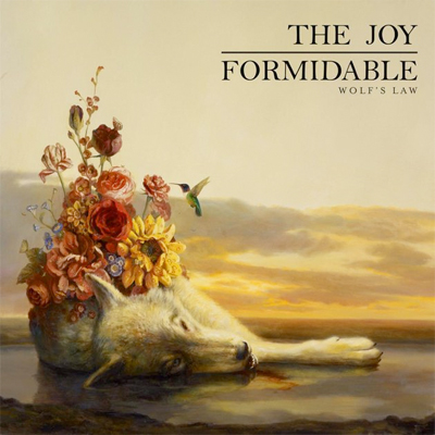 THE JOY FORMIDABLE POCHETTE NOUVEL ALBUM WOLF'S LAW