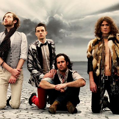 GROUPE THE KILLERS