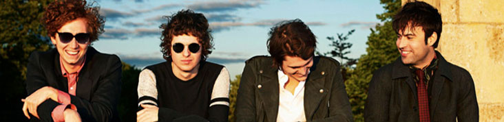 THE KOOKS : NOUVEL ALBUM JUNK OF THE HEART EN SEPTEMBRE