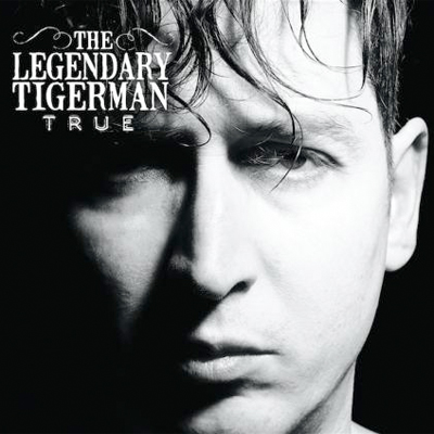THE LEGENDARY TIGER MAN POCHETTE NOUVEL ALBUM TRUE