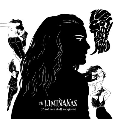 THE LIMINANAS POCHETTE COMPILATION I'VE GOT TROUBLE IN MIND