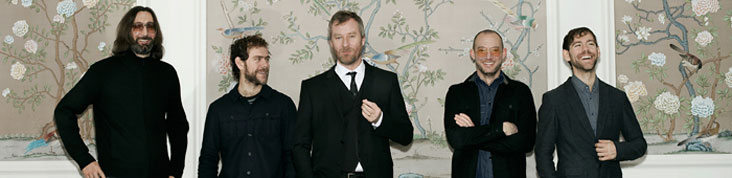 THE NATIONAL EN CONCERT AU ZENITH DE PARIS EN NOVEMBRE