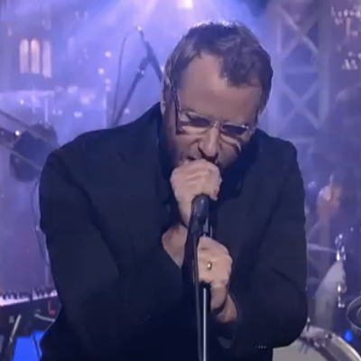 THE NATIONAL LIVE LATE SHOW WITH DAVID LETTERMAN 2013