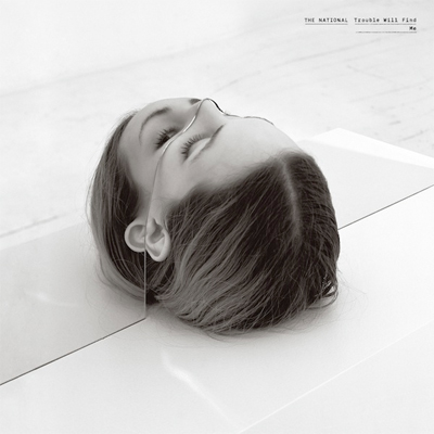 THE NATIONAL POCHETTE NOUVEL ALBUM TROUBLE WILL FIND ME