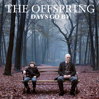 THE OFFSPRING POCHETTE NOUVEL ALBUM DAYS GO BY