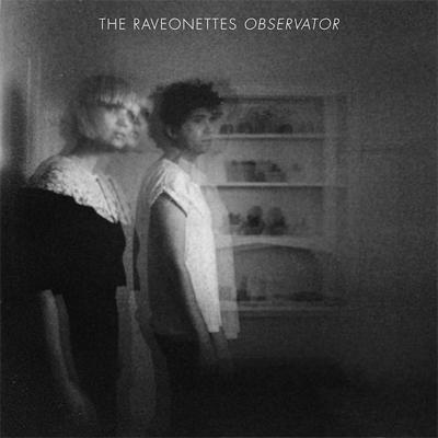THE RAVEONETTES POCHETTE NOUVEL ALBUM OBSERVATOR