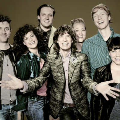 MICK JAGGER SATURDAY NIGHT LIVE 2012