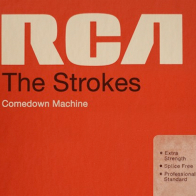THE STROKES POCHETTE NOUVEL ALBUM COMEDOWN MACHINE