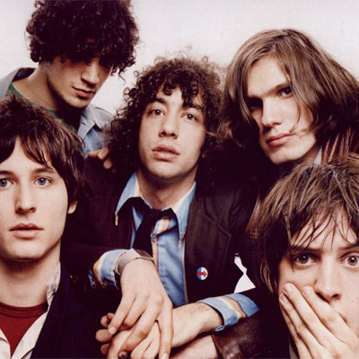 GROUPE THE STROKES