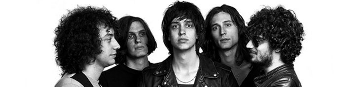 THE STROKES : NOUVEL ALBUM COMEDOWN MACHINE EN ECOUTE EN AVANT-PREMIERE
