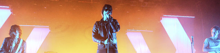 THE STROKES @ LE ZÉNITH 2011