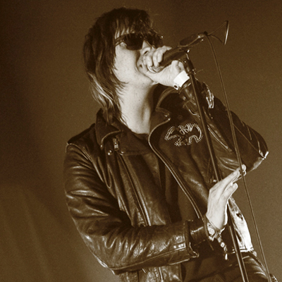 THE STROKES LIVE ZENITH 2011