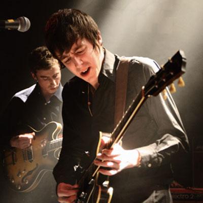 MILES KANE LIVE POINT EPHEMERE 2011
