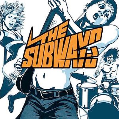 THE SUBWAYS POCHETTE NOUVEL ALBUM THE SUBWAYS