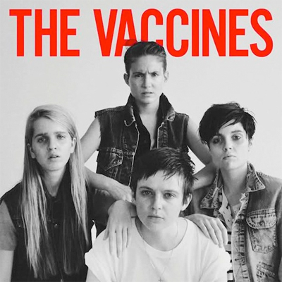 THE VACCINES POCHETTE NOUVEL ALBUM COME OF AGE