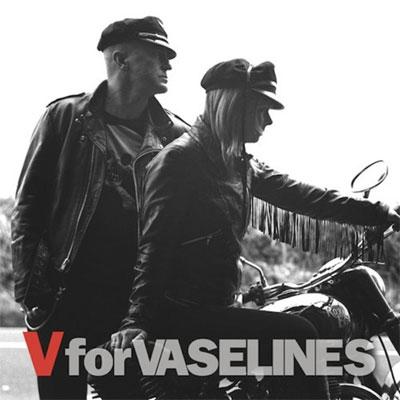 THE VASELINES POCHETTE NOUVEL ALBUM V FOR VASELINES