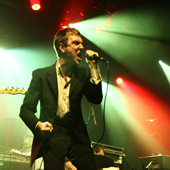 THE WALKMEN LIVE REPORT