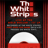 THE WHITE STRIPES NEWS