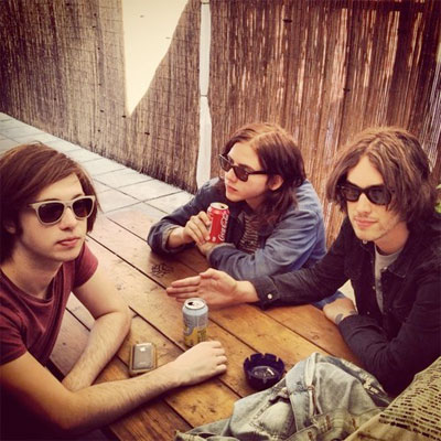 GROUPE THE WYTCHES
