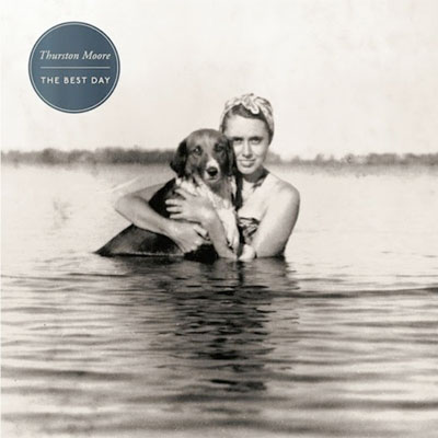 THURSTON MOORE POCHETTE NOUVEL ALBUM THE BEST DAY