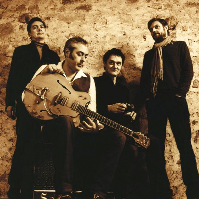GROUPE TINDERSTICKS