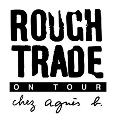 LOGO ROUGH TRADE ON TOUR
