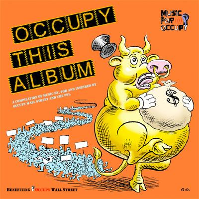 POCHETTE OCCUPY THIS ALBUM