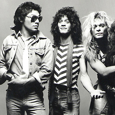 VAN HALEN GROUPE