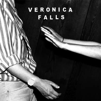 VERONICA FALLS POCHETTE NOUVEL ALBUM WAITING FOR SOMETHING TO HAPPEN