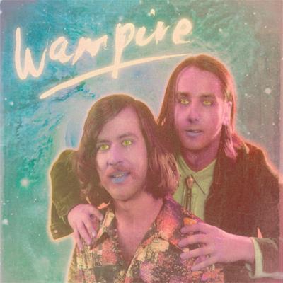 WAMPIRE POCHETTE PREMIER ALBUM CURIOSITY