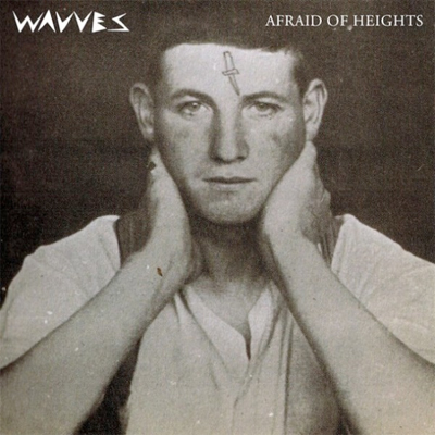 WAVVES POCHETTE NOUVEL ALBUM AFRAID OF HEIGHTS
