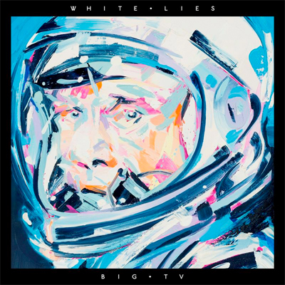 WHITE LIES POCHETTE NOUVEL ALBUM BIG TV
