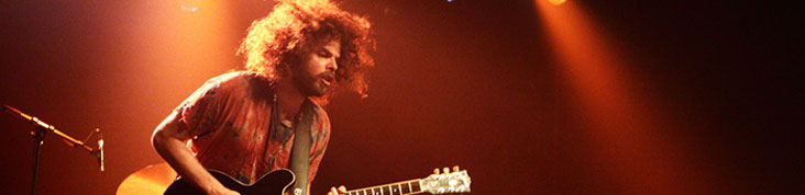 WOLFMOTHER @ LE BATACLAN 2010