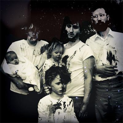 YOUNG KNIVES POCHETTE NOUVEL ALBUM SICK OCTAVE