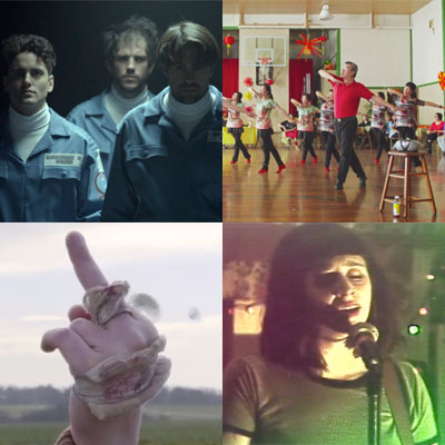ZAPPING DE LA SEMAINE : THE VACCINES, BLUR, TWIN ARROWS, WAXAHATCHEE...