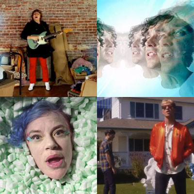 ZAPPING DE LA SEMAINE : TY SEGALL, TAHITI 80, TUNE-YARDS, THE DRUMS...