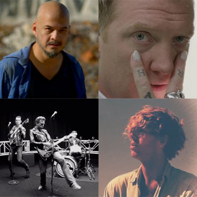 ZAPPING DE LA SEMAINE : PIXIES, QUEENS OF THE STONE AGE, FRANZ FERDINAND, BABY ALPACA...