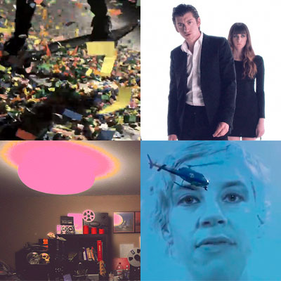 ZAPPING DE LA SEMAINE : JAMIE XX, MINI MANSIONS, UNKNOWN MORTAL ORCHESTRA, TUNE-YARDS...