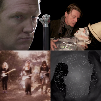ZAPPING DE LA SEMAINE : QUEENS OF THE STONE AGE, DAVID BOWIE, BLEACHED, SON LUX...