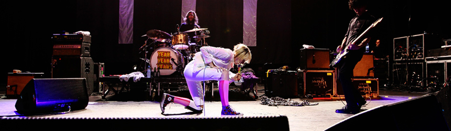 [LIVE REPORT] Yeah Yeah Yeahs @ L'Olympia 2013