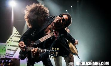 Lenny Kravitz @ Bercy , Paris   26.06.2012