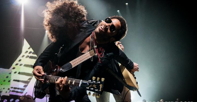Lenny Kravitz @ Bercy , Paris | 26.06.2012