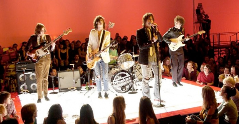 the_strokes_first_concert